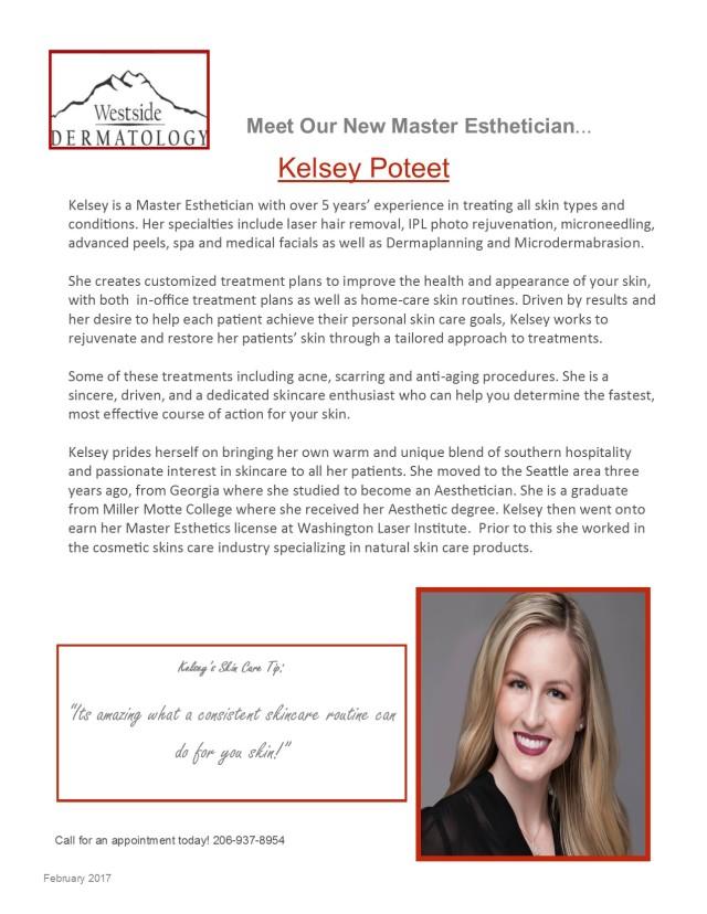 Kelsey newest newsletter